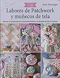 Tilda. Labores de Patchwork y muñecos de tela
