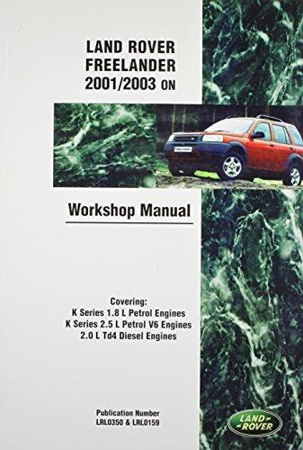 land-rover-freelander-lr2-official-workshop-manual-2001-2002-2003-covering-k-series-18-l-25-l-petrol
