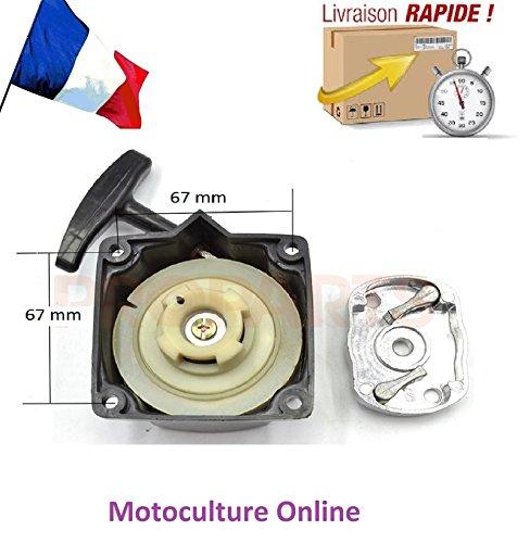 Motoculture-Online Lanceur/démarreur semi-automatique +...