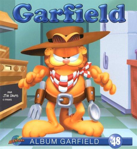 Garfield, Tome 48 :