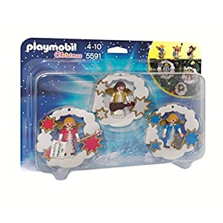 Playmobil 5591 Kit de Figura de Juguete para niños – Kits de Figuras de Juguete para niños (4 año(s), 10 año(s), Multicolor)