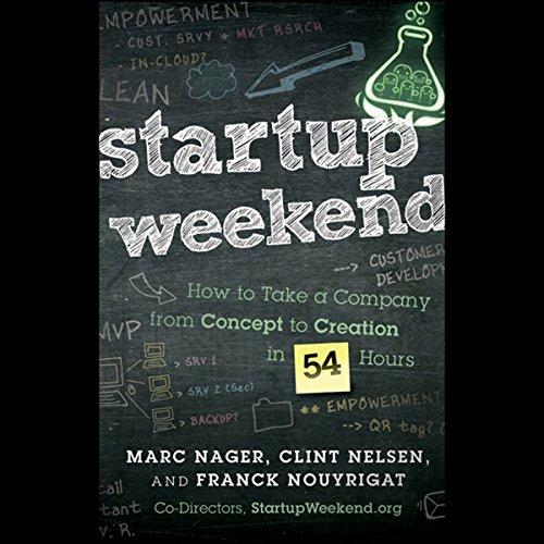 Startup Weekend  Audiolibri