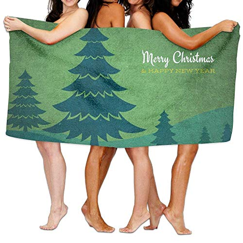 No Soy Como Tu Strandtücher Handtücher Bath Towel Red Christmas Decorations Balls Soft Big Beach Towel 31