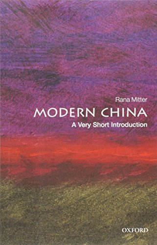 Modern China: A Very Short Introduction (Very Short Introductions) por Rana Mitter