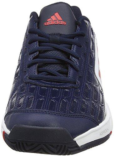 Tennis Bleu De Collegiate Barricade Homme 2 Court Chaussures Adidas qxXAwP00