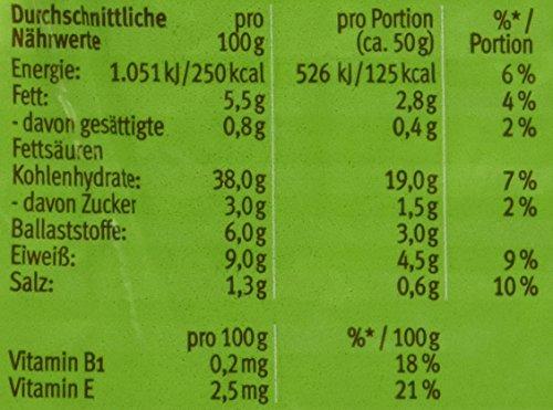 Lieken Urkorn Fit und Vital Dinkel-Vollkorn, 400 g