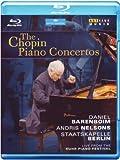 Die Chopin Klavierkonzerte [Blu-ray]