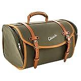 Classic Leinwand Gepäck Tasche für Vespa und Lambretta Roller