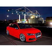 Classic y los músculos de los coches y COCHE del Audi S3 Limosina por SR (