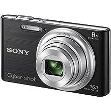 sony cybershot dsc-w730 16.1mp digital camera
