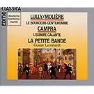 Lully-Molière - Le Bourgeois gentilhomme ~ Campra - L'Europe galante / La Petite Bande, Leonhardt