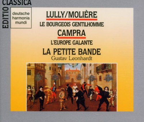Le Bourgeois gentilhomme / L'Europe galante [Import anglais]