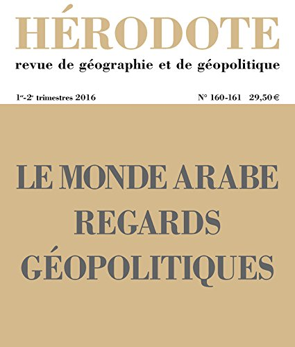 Le monde arabe, regards gopolitiques