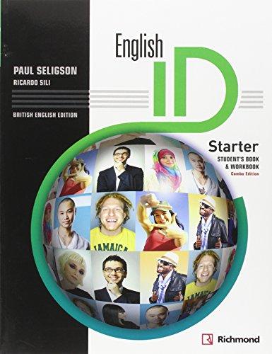ENGLISH ID BRITANICO STARTER SB/WB COMBI - 9788466821834