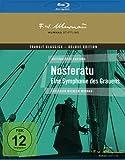 Produkt-Bild: Nosferatu - Eine Symphonie des Grauens - inkl. 20-seitigem Booklet [Blu-ray] [Deluxe Edition]
