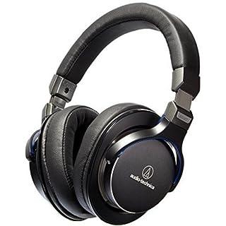 Audio Technica ATH-MSR7BK High-Resolution Kopfhörer schwarz