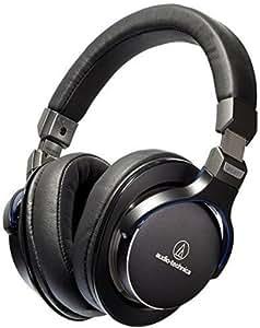 Audio-Technica ATH-MSR7BK Over-Ear High-Resolution Audio Headphones