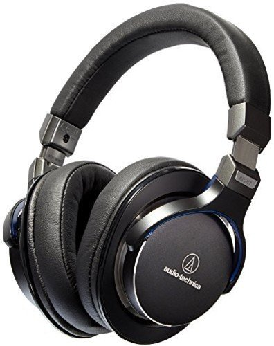 Audio Technica ATH-MSR7BK High-Resolution Kopfhörer schwarz