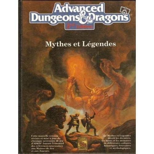 Advanced Dungeons & Dragons 2° édition - Mythes et Légendes