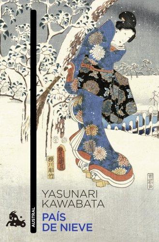 País de nieve (Contemporánea) por Yasunari Kawabata