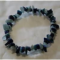 Blau Apatit, Aquamarin und Lapis Lazuli Chip Bead Crystal Healing Armband preisvergleich bei billige-tabletten.eu