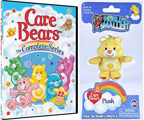 Smallest Plush Complete Series Care Bears TV DVD Retro Cartoon Original Episoden & lustige Animation Mini Figuren-Set