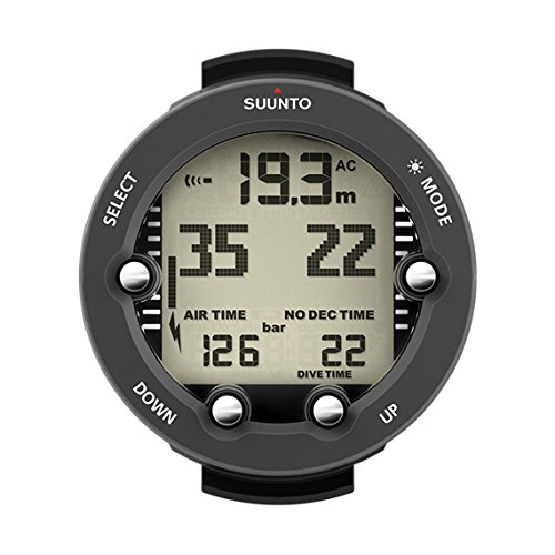 SUUNTO - VYPER NOVO Graphite with Boot und USB-Kabel