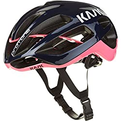 Kask Protone Helm Navy Blue / Pink, M von Kask