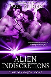 Alien Indiscretions (Clans of Kalquor Book 9) (English Edition)