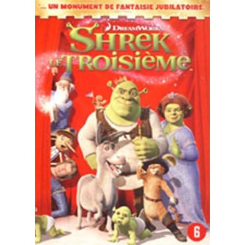 Shrek le Troisieme - DVD 2