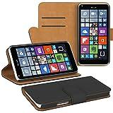 Nokia Lumia 635 Hülle Bookstyle mit Standfunktion I von
