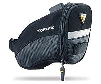 TOPEAK Unisex Aero Wedge Pack Satteltasche mit Fixer F25