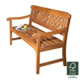Best Better Homes & Gardens Outdoor Benches - Robert Dyas FSC 3-Seater Fence Bench Review