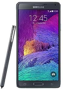 Samsung Galaxy Note 4 Smartphone (5,7 Zoll (14,5 cm) Touch-Display, 32 GB Speicher, Android 4.4) schwarz