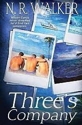 Three's Company by N.R. Walker (2015-08-25)