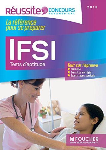 IFSI Tests d'aptitude - Concours 2016 - Réussite Concours Nº39