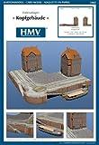 HMV 3465 Papermodel Port Facility - Office Building
