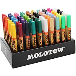 Molotow One4All - Rotulador acrílico, color multicolor 70 Stück