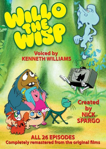 Willo The Wisp [DVD] [1981] All 26 Episodes Remastered