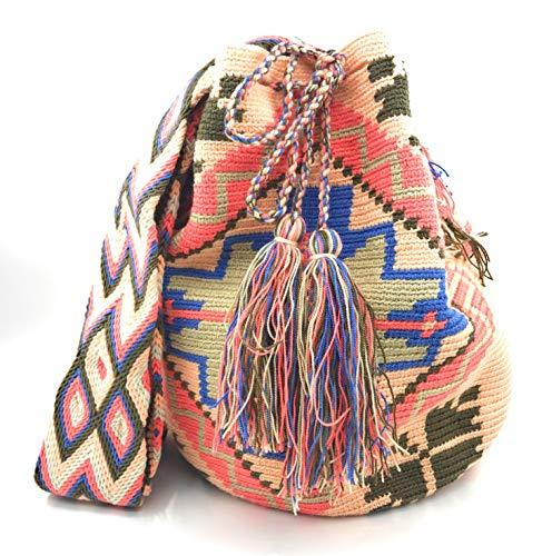 COLOMBIAN STYLE Bolsos Colombianos Artesanales de diseño único,