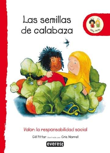Las semillas de calabaza (Milly y Molly) (Calabaza Semillas De)