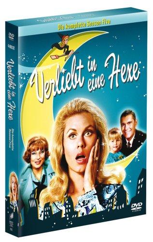 Verliebt in eine Hexe - Die komplette Season 5 (4 DVDs)