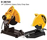 DeWalt 14 355mm Heavy Duty Chop Saw D287...