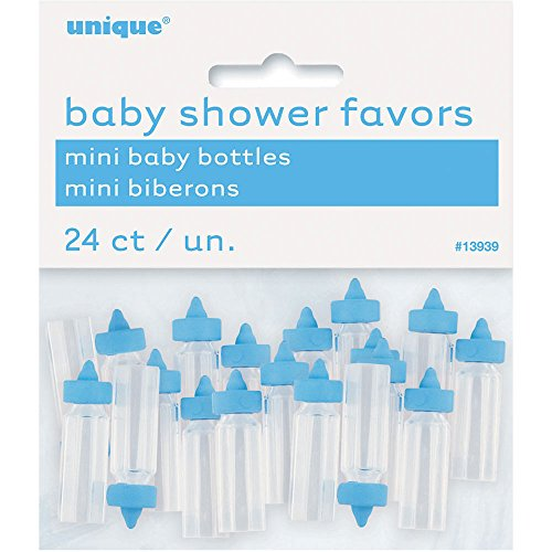 Unique Party Supplies Babyparty-Geschenke, blau