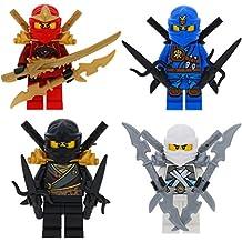 Suchergebnis auf Amazon.de für: lego ninjago figuren set