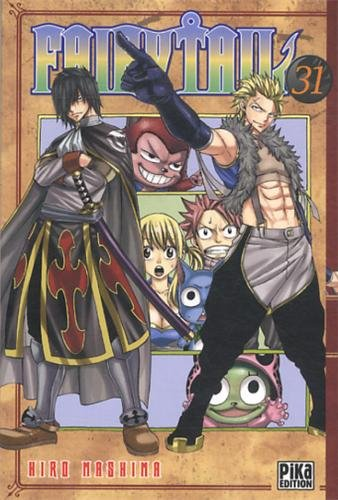 Fairy Tail Edition simple Tome 31