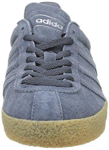 adidas Unisex-Erwachsene Topanga Low-Top Blau (Utility Blue F16/Utility Blue F16/Gum4)