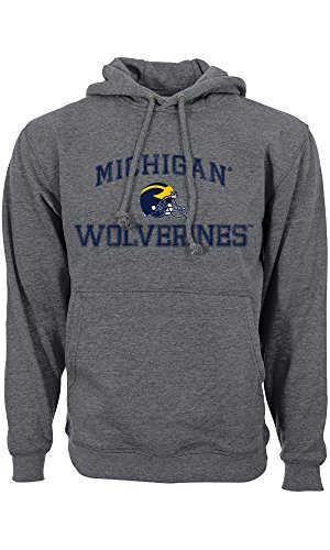 f2418a0ece0 Levelwear NCAA MICHIGAN WOLVERINES Commission Pullover Hoodie