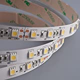 Mextronic LED Streifen LED Band LED Strip 5050 Neutralweiß (4000K) 72W 500CM 24V IP20