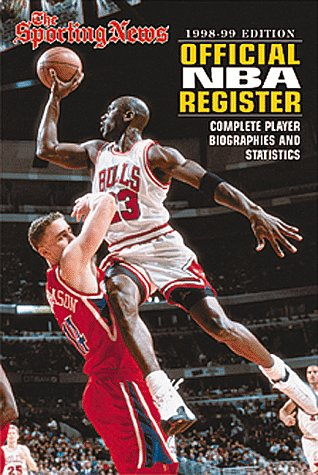 Official Nba Register: Complete Information about Nba Players, Past and Present por Sporting News